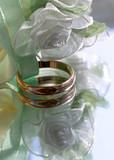 wedding rings - 8 poster