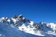 montagne des alpes