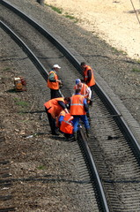 railway repair