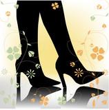 stiletto heels poster
