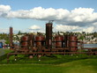 disused gas works
