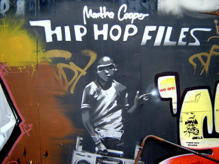 graffiti the hip hop files