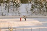 sunday hockey poster