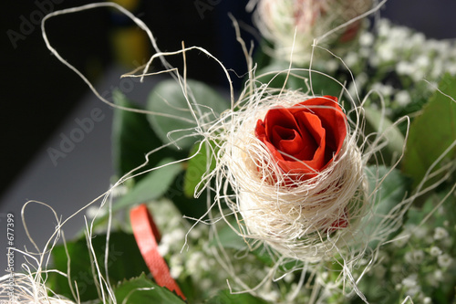 thread rose