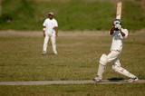 english cricket match poster