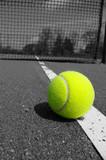 tennis ball on line - 681524