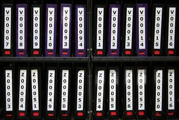 computer backup tapes