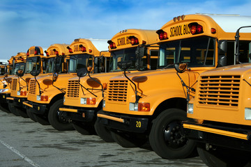 public school buses