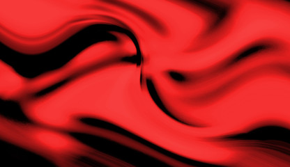 red hot floating backround with black spots