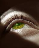 ojo verde ol poster