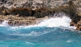 aruba splash poster