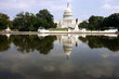 capitol and its reflection
