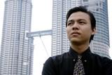young asian entrepreneur poster