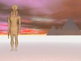 surreal horus poster
