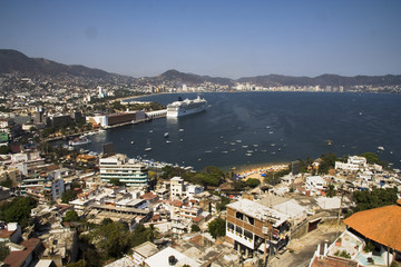 acapulco bay overlook