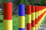street poles poster