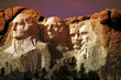 mount rushmore national monumet, the black hills, - 697516