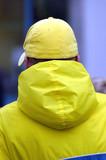 jaune poster