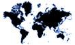 mappemonde du globe