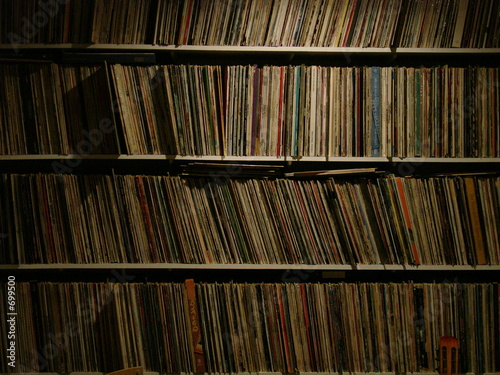 record collection - 699500