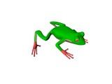 el frog three poster
