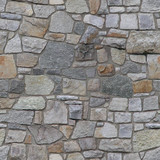 seamless stone wall texture 2 poster