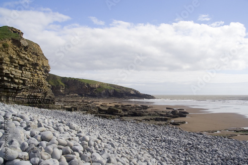 welsh coastal landscape