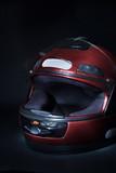 motorbike helmet poster