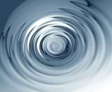 metallic ripples poster