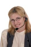 customer service operator 7118 poster