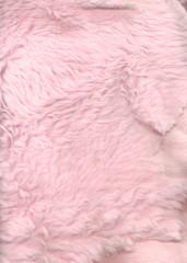 pink fun fur