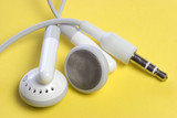 earphones poster