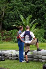 kart pilot and coach