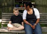 gyermekfelügyelet és a gyermek