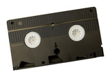 video cassette reverse. poster
