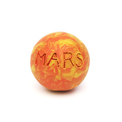 mars, clay modeling