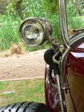 car side light poster