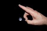 petite planète fragile poster