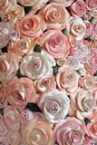 ceramic roses poster