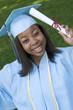 graduating girl
