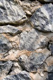 stone wall backdrop poster