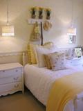 girls bedroom poster