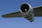 jet engine wing 2 poster