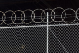 razor fence poster
