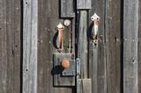 rustic doors poster