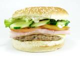 big burger poster
