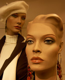 mannequin sud africain 18 poster