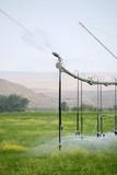 irrigation sprinkler system poster