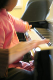 teaching piano poster