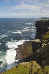 cliffs at sunburg'head